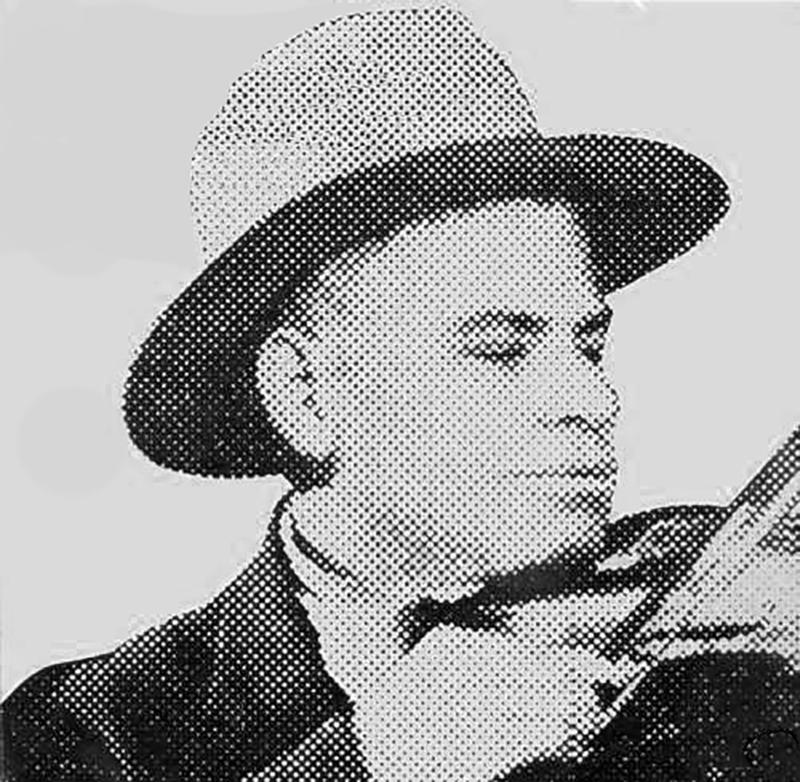 El Ciego Melquíades Rodriquez the blind fiddler