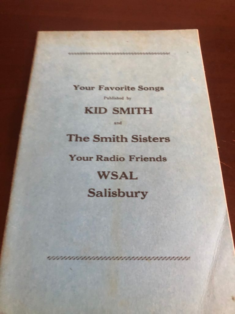 walter kid smith songbook