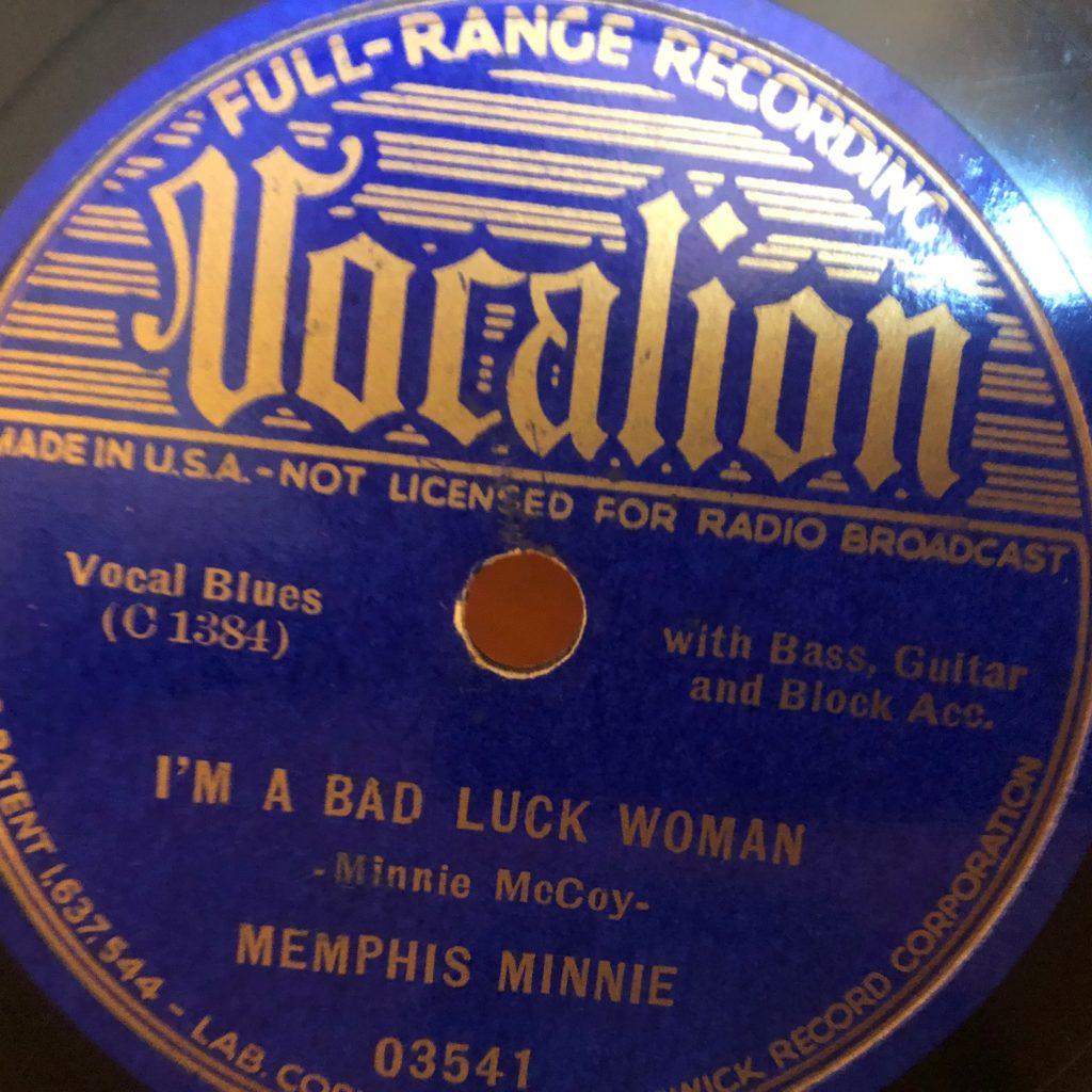 memphis minnie vocalion 03541
