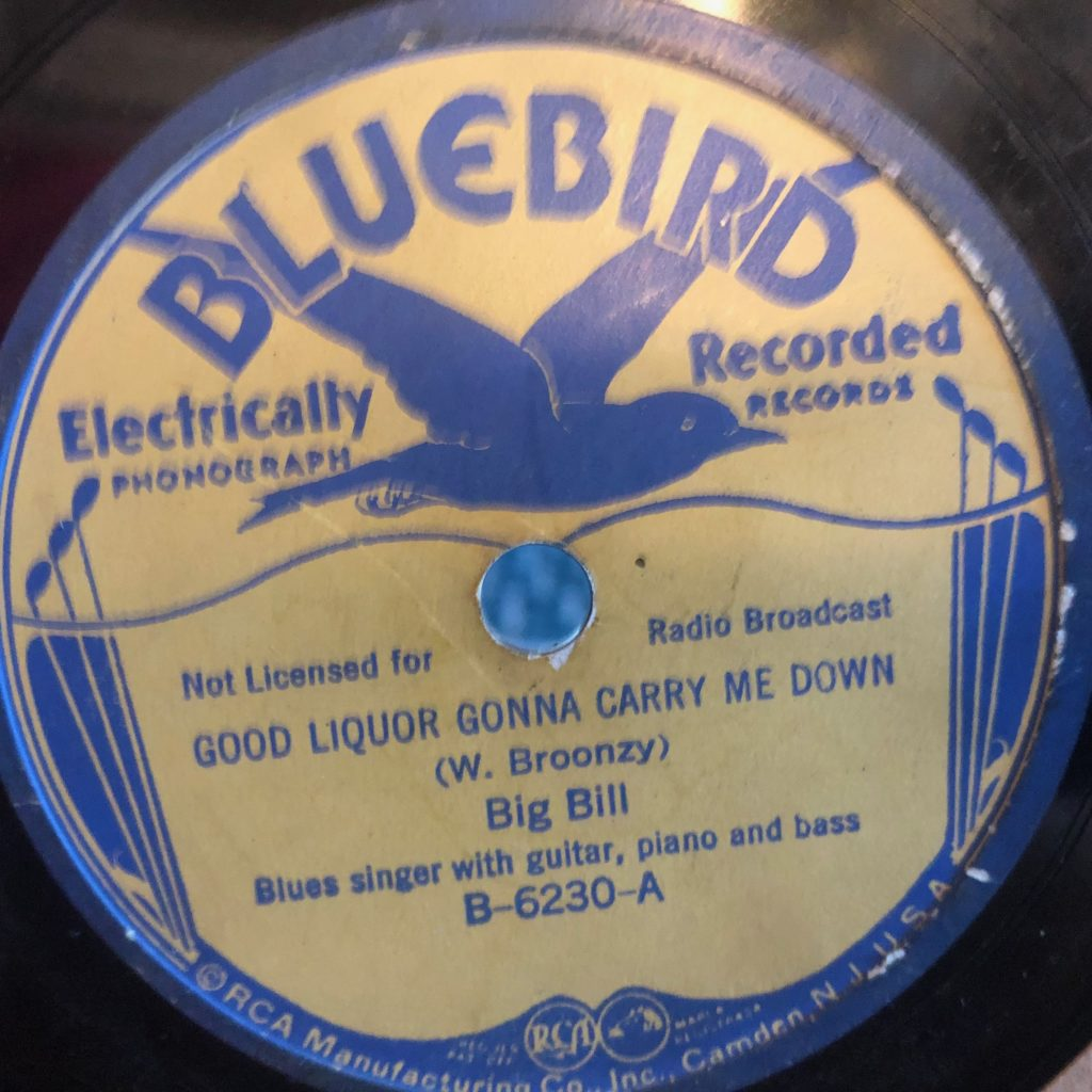 BIG BILL BROONZY BLUEBIRD 6230
