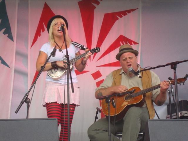 Ukulele Hooley Festival Dublin 2012