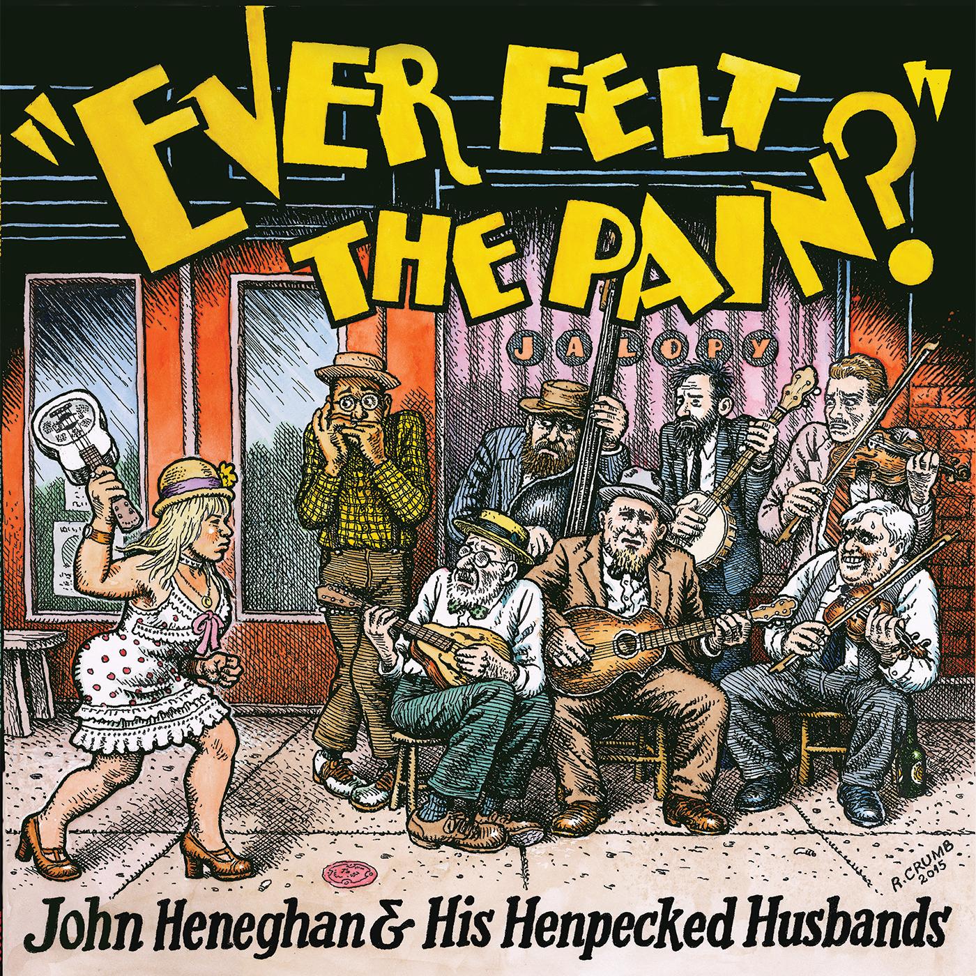 henpecked husbands
