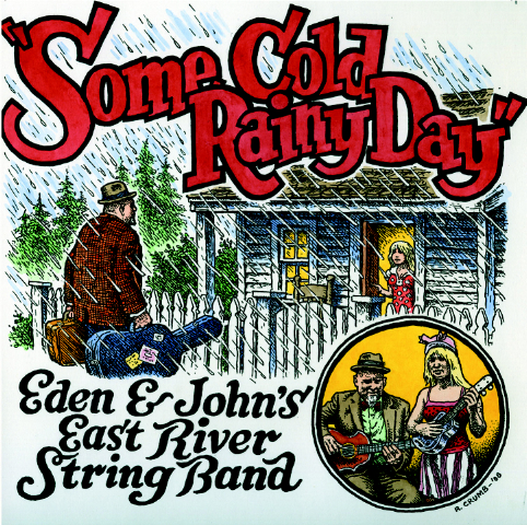 some cold rainy day R. Crumb john heneghan eden brower east river string band