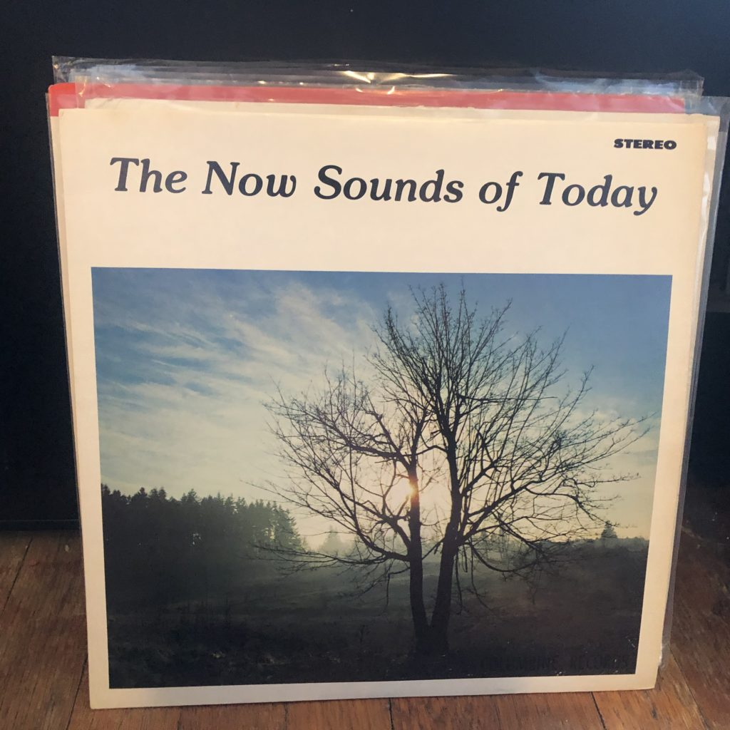 the now sounds of today columbine ralph lowe song-poem lp